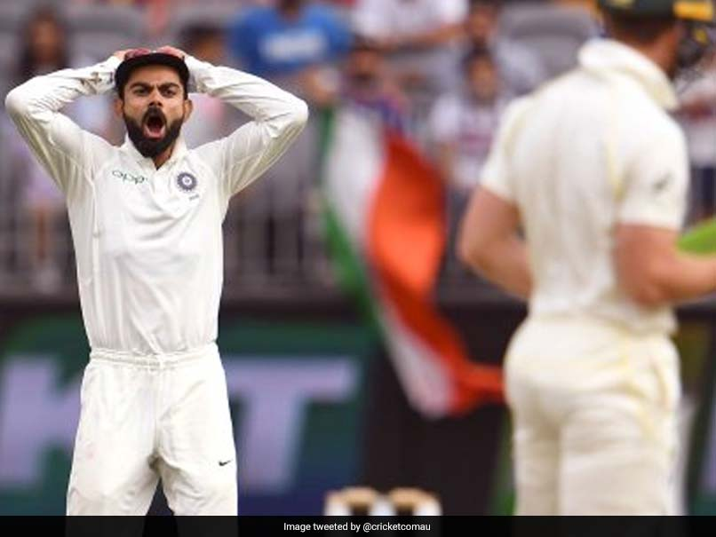 "Virat Kohli Is ""Disrespectful, Silly"": Mitchell Johnson Slams India Skipper"
