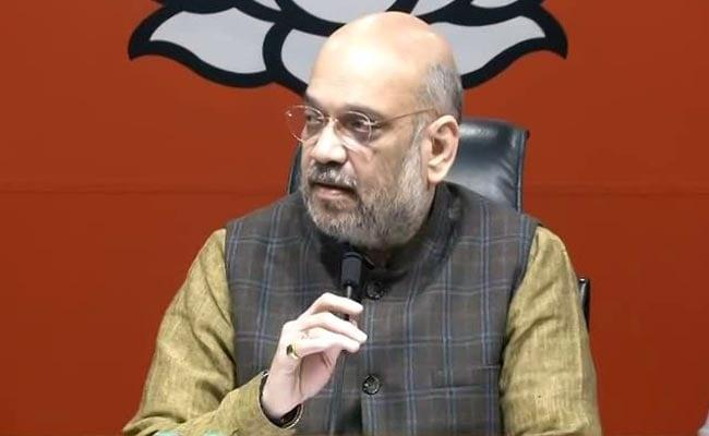 तीन राज्यों में मिली हार के बाद अब बीजेपी अध्यक्ष अमित शाह दिल्ली में बूथ प्रभारियों को देंगे नुस्खे
