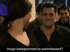 Salman Khan Birthday: सुष्मिता सेन की अदाओं पर फिदा हो गए सलमान खान, डांस के बाद यूं लगाया गले... देखें Video