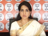 Video : BJP's Shaina NC On Elections, Good Governance And PM Modi