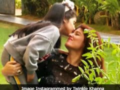 Twinkle Khanna's 'Mommy Diaries' Post Explains What Makes Her 'Happy'