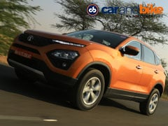 Tata Harrier SUV Review