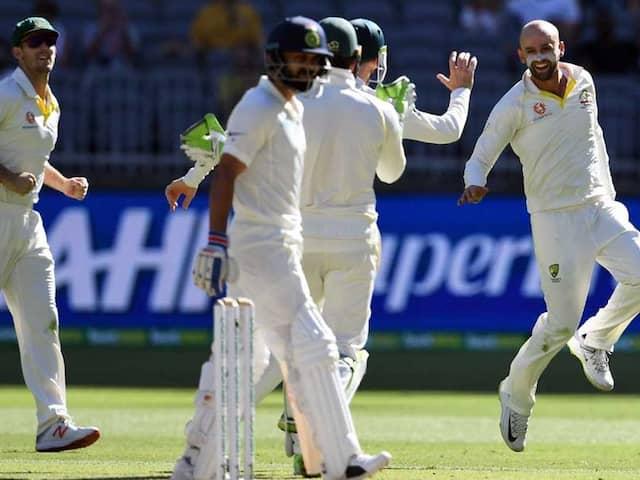 Virat Kohlis Wicket In Perth Test Was Pretty Special, Admits Nathan Lyon