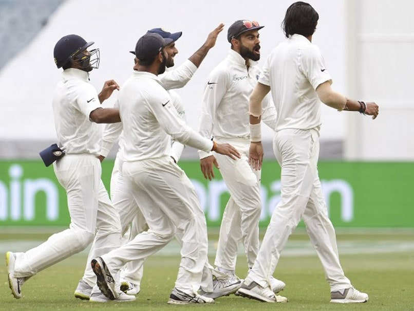 """We Are Not Going To Stop Here"": Virat Kohli Eyes Historic Test Series Win In Australia"