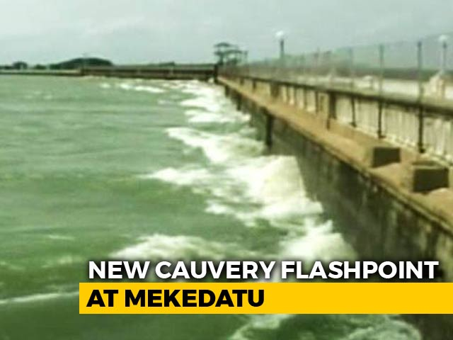 Video : Karnataka, Tamil Nadu Face Off Yet Again Over Cauvery Reservoir Project