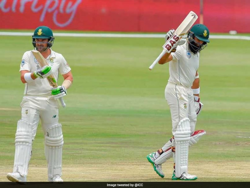Dean Elgar, Hashim Amla Guide South Africa To Victory In Opening Test vs Pakistan