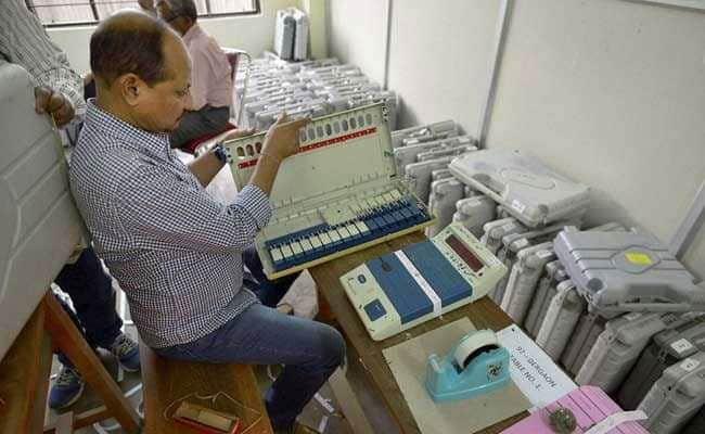Congress Sends 39 Complaints To Poll Body Over EVM Glitches