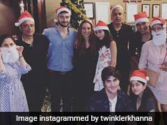 Inside Twinkle Khanna And Akshay Kumar's Christmas Party. Can You Spot The Two Santas?