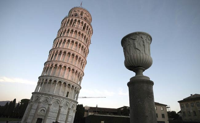 'It's Still Straightening': Leaning Tower Of Pisa Gets Help From Experts