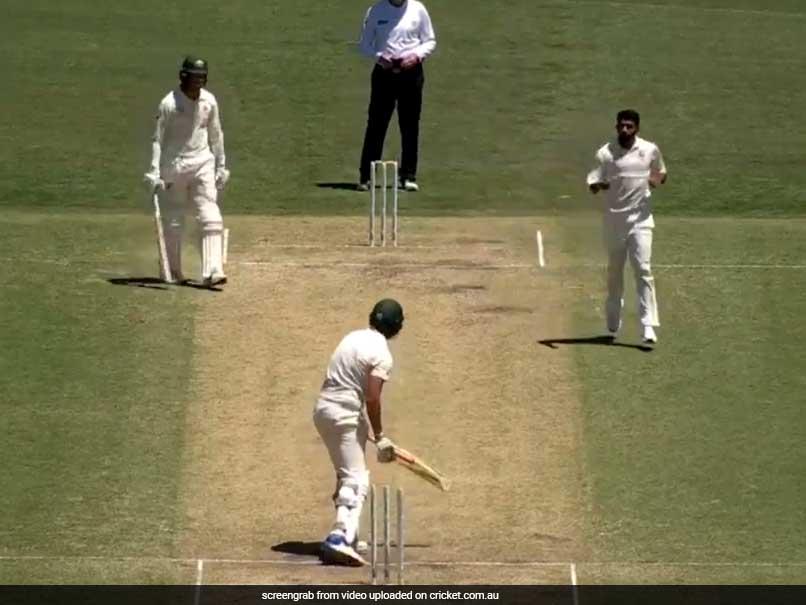 India vs Australia: Jasprit Bumrah