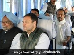 Rahul Gandhi, Opposition Leaders On '<i>Gathbandhan</i> Travels' For Oath Events