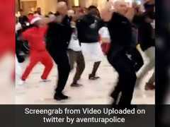 Watch: Cops Busting Flash Mob At US Mall Turns Into Surprise For Shoppers