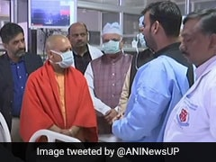 UP Boy Rescued From Kidnappers, Yogi Adityanath Visits Him In Hospital
