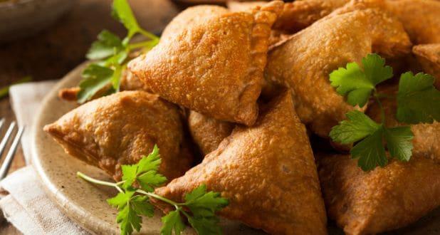 समोसा पेस्ट्री