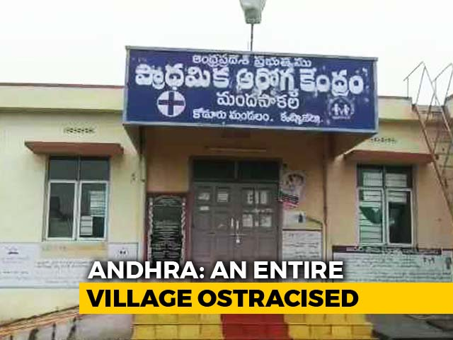 Video : No School For Kids, No Milk In Village Over Rumours Of 2 Swine Flu Deaths