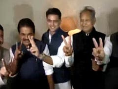 Congress Meet Tomorrow To Decide Who Will Be Rajasthan Chief Minister
