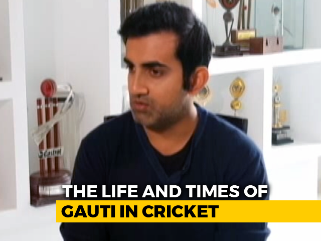 Video : Anil Kumble-Virat Kohli Saga Darkest Phase Of Indian Cricket: Gautam Gambhir