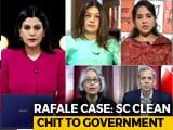 Video : Has Top Court's Rafale Verdict Dented The Congress Campaign Against PM?