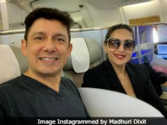 Madhuri Dixit Asks The Internet To Guess Her Holiday Destination; Correct Answer Awaited