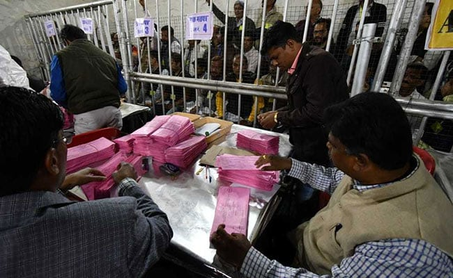UP By Election Results: BJP Ahead In 2 Seats; SP, BSP, Congress Leading In 1 Each