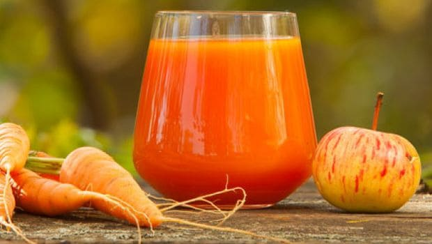 Boost Your Liver Health With This 4-Ingredient Healthy Juice