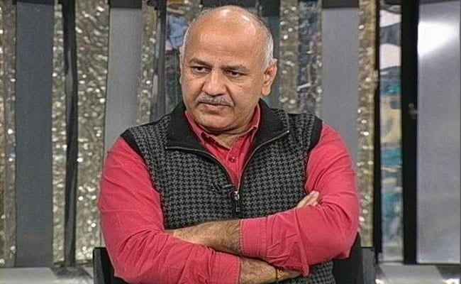 BJP Used Delhi Cops To Set Buses On Fire During Protest: Manish Sisodia