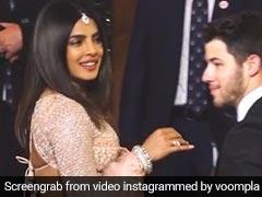 प्रियंका चोपड़ा और निक जोनास ईशा अंबानी की शादी में कुछ इस तरह हुए रोमांटिक, हैरान कर देगा ये Video