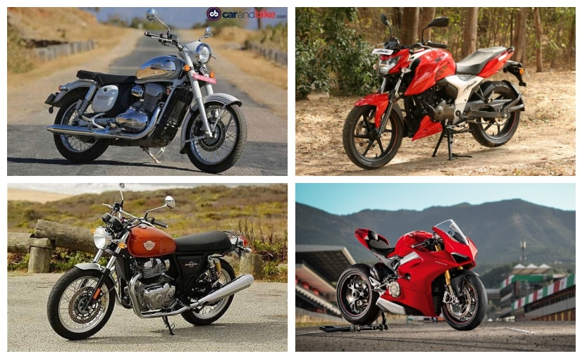 A look at the best bikes to have been launched in 2018