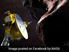 NASA Spacecraft Sets Off On Hunt For Moons That Spun Off Ultima Thule