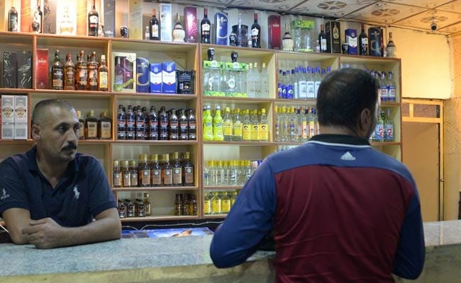'A Personal Freedom': With Terrorists Gone, Booze Is Back In Iraq's Mosul