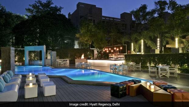 Poolside Winter Brunch At Hyatt Regency Delhi Promises Good Food And Fun