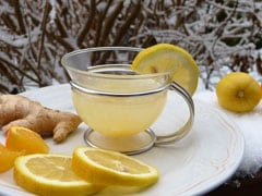 Weight Loss: Drink Lemon Ginger Tea To Achieve Your Weight Loss Goals