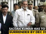 "Video : Sajjan Kumar Gets Life Term In '84 Riots; Court Says ""Truth Will Prevail"""