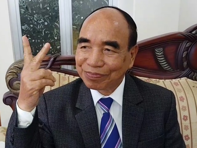 Video : Early Christmas For Mizoram's MNF, Zoramthanga To Be New Chief Minister