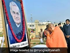 25-Feet Bronze Statue Of Atal Bihari Vajpayee To Be Unveiled On December 25 In UP