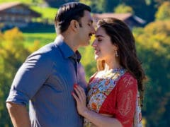 <I>Simmba</i> New Pics: With Ranveer Singh And Sara Ali Khan, Love Is In The Air