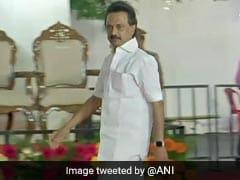"""...Only For Money"": MK Stalin Slams AIADMK-PMK Alliance In Tamil Nadu"