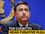 Video : Top Court To Hear Plea Against CBI No. 2 Rakesh Asthana's Appointment