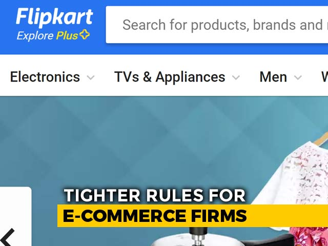 Video : Flipkart, Amazon Hit As Government Looks To Ban 'Online Exclusive'
