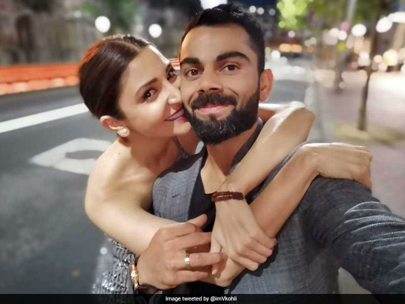 "Virat Kohli Sends ""Happy New Year"" Wishes All The Way From Australia"