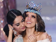 Manushi Chhillar Crowns Miss World 2018 A Year After She Won The Title