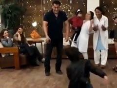 Salman Khan Video: सलमान खान को इम्प्रेस करने के लिए इस बच्चे ने किया ऐसा डांस, हंस-हंसकर लोटपोट हुए भाईजान