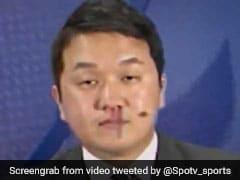 न्यूज एंकर का निकलता रहा नाक से खून, बिना रुके ऐसे किया Live TV Show, देखें VIDEO