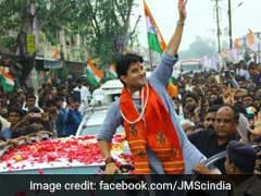 Elections 2019-Palace, Luxury Car: Congress's Jyotiraditya Scindia Declares Assets