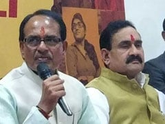 "What Makes Congress Doubt EVMs? ""Fear Of Loss,"" Claims Shivraj Chouhan"