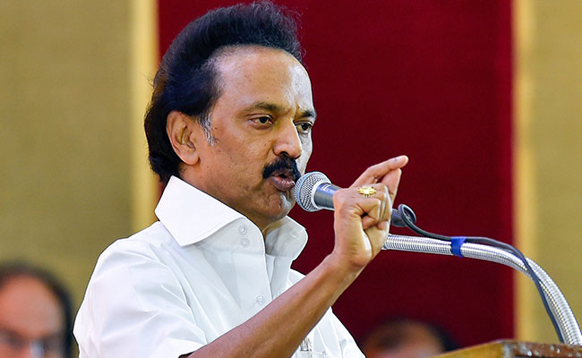 PM Modi Is No Vajpayee, Irony That He Compares Himself To Him: MK Stalin