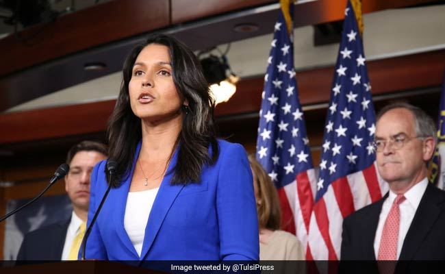 Tulsi Gabbard Says Will Not Run As Independent Presidential Candidate