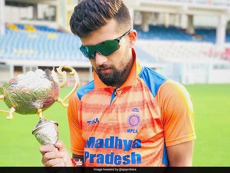 Record-Breaking Madhya Pradesh Cricketer Idolises Sachin Tendulkar, Eyes Ranji Trophy Title