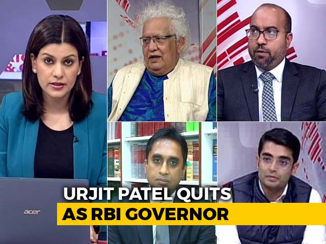 Video : Has Centre Hurt The Institution Of RBI?