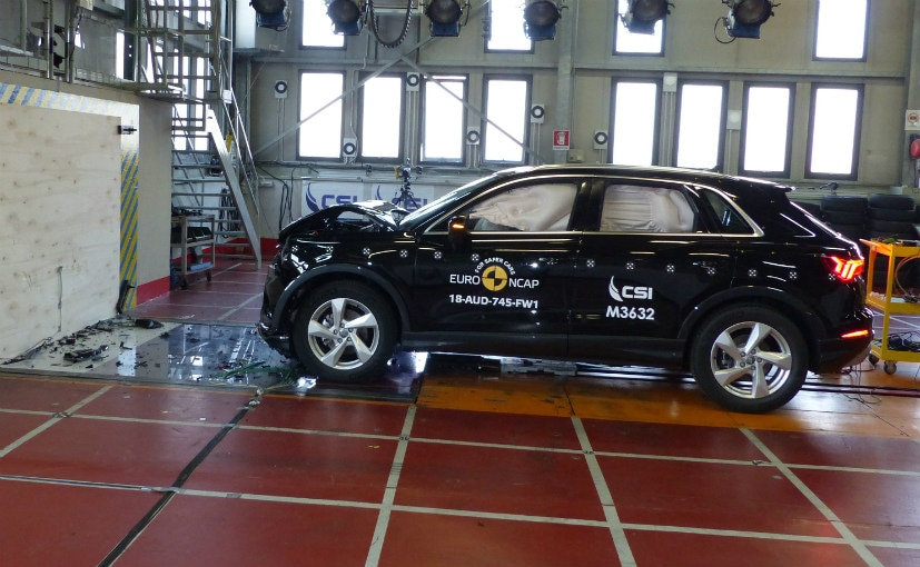 New-Generation Audi Q3 Scores 5-Stars In Euro NCAP Crash Tests